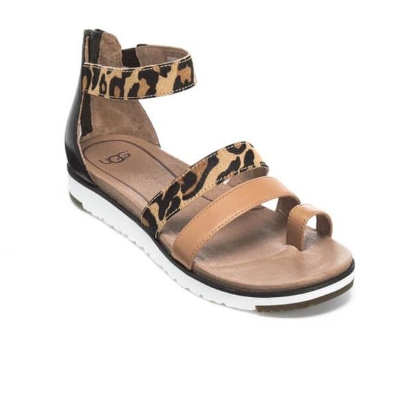 UGG Shoes | New Ugg Mina Leopard | Poshmark